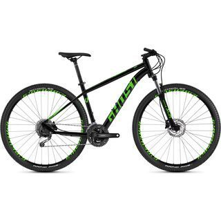 Ghost Kato 4.9 AL 2020, black/green - Mountainbike