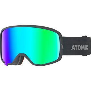 Atomic Revent HD, black/Lens: green hd - Skibrille