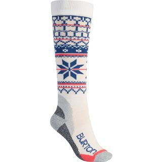 Burton Women's Ultralight Wool Sock , Canvas - Socken