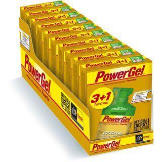 PowerBar PowerGel Multipack 10x4 - Green Apple - Energie Gel