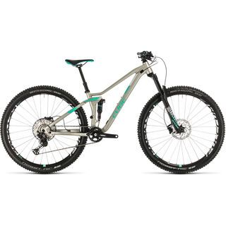 Cube Sting WS 120 Pro 27.5 2020, titan´n´mint - Mountainbike