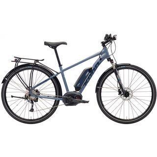 Kona Splice-E 2018, blue/yellow - E-Bike