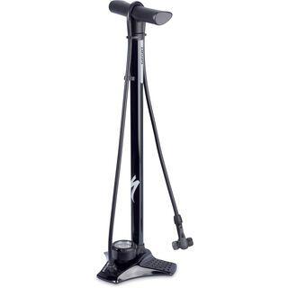 Specialized Air Tool Sport Floor Pump Twin Head, black - Standluftpumpe