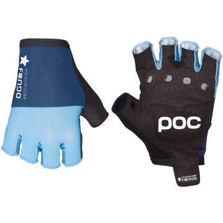 POC Fondo Glove, seaborgium multi blue - Fahrradhandschuhe
