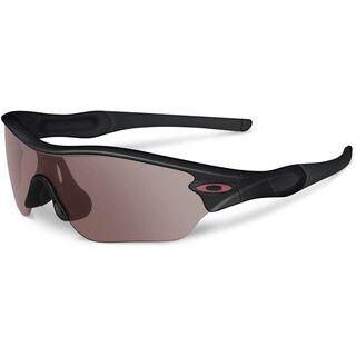 Oakley Radar Edge, Polished Black/OO Grey Polarized - Sportbrille