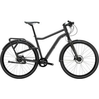 Cannondale Contro 1 2016, black/coffee - Urbanbike