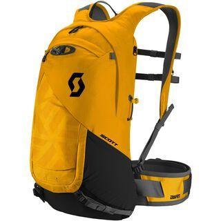 Scott Trail Protect FR' 16 Pack, citrus yellow/caviar black - Fahrradrucksack
