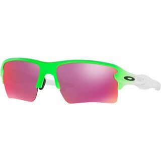 Oakley Flak 2.0 XL - Olympics Collection, green fade/Lens: prizm field - Sportbrille