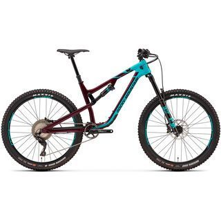 Rocky Mountain Altitude Carbon 70 2018, blood/ocean/black - Mountainbike