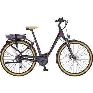 Scott Sub Active eRide 10 USX Rack 2020 - E-Bike