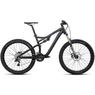 Specialized Stumpjumper FSR Comp 2013, Black/Charcoal - Mountainbike