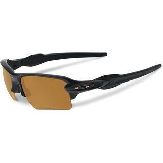 Oakley Flak 2.0 XL, matte black/bronze polarized - Sportbrille