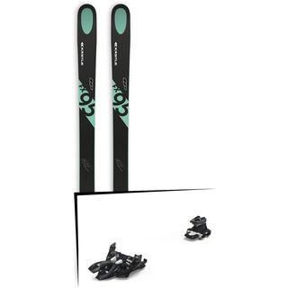 Set: Kästle FX95 HP 2019 + Marker Alpinist 12 black/titanium