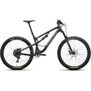 Santa Cruz 5010 AL D+ 2019, carbon/silver - Mountainbike