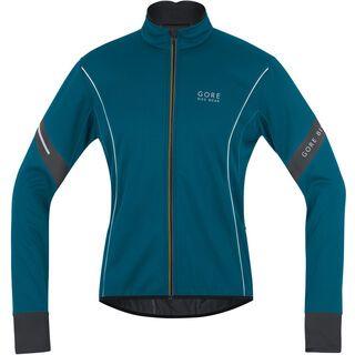 Gore Bike Wear Power 2.0 Windstopper Soft Shell Jacke, ink blue black - Radjacke