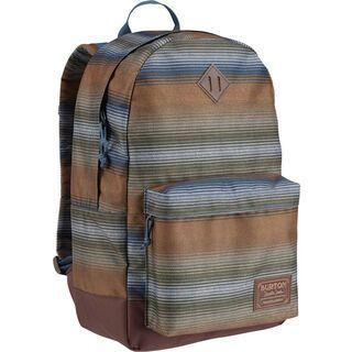 Burton Kettle Pack, beach stripe print - Rucksack