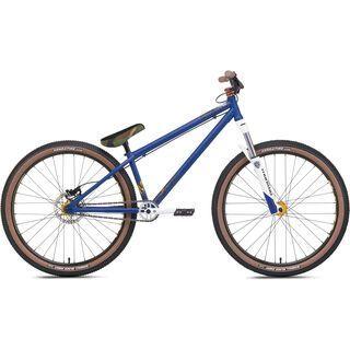 NS Bikes Metropolis 2 2017, blue - Dirtbike