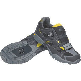 Scott Trail Evo Gore-Tex, black yellow - Radschuhe