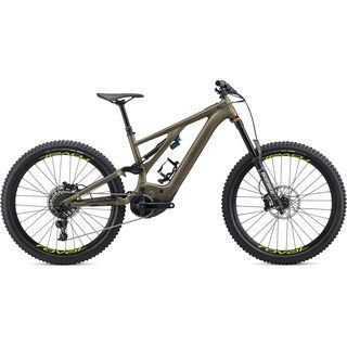 Specialized Turbo Kenevo Comp gunmetal/hyper green 2021