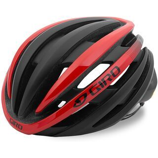 Giro Cinder, black/red - Fahrradhelm