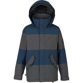 Burton Boys Symbol Jacket, faded/mood indigo - Snowboardjacke