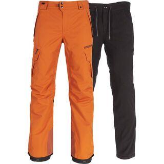686 Men's Smarty 3-in-1 Cargo Pant, copper - Snowboardhose