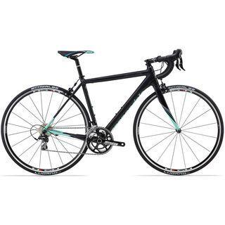 Cannondale CAAD10 Womens 5 105 2014, schwarz matt - Rennrad