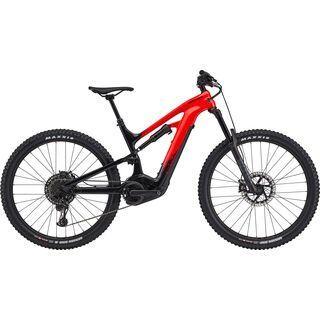 Cannondale Moterra Neo 2 27.5 2020, acid red - E-Bike