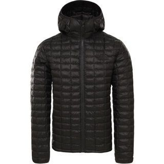 The North Face Mens Thermoball Eco Hoodie, tnf black matte - Thermojacke