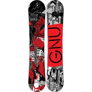 Gnu Carbon Credit Wide 2017 - Snowboard
