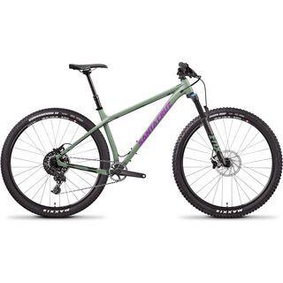 Santa Cruz Chameleon R 29 2018, olive/violet - Mountainbike