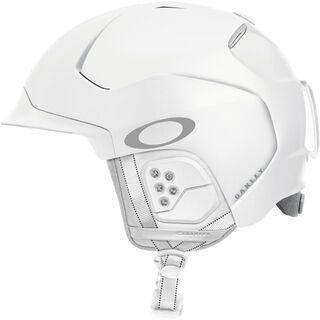 Oakley Mod5, polished white - Skihelm
