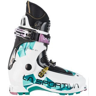 La Sportiva Starlet 2.1, white/emerald - Skiboots