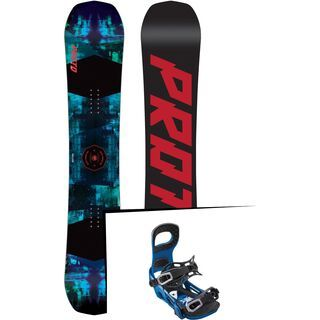 Set: Never Summer Proto Type Two 2019 + Bent Metal Joint (2260300S)