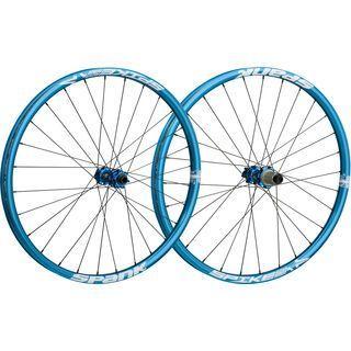 Spank Spike Race 28 Enduro Wheelset 27.5, blue - Laufradsatz