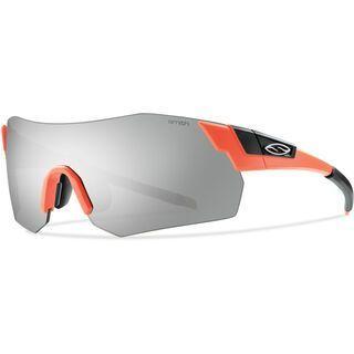 Smith Pivlock Arena Max, safety orange/platinum mirror - Sportbrille