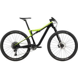 Cannondale Scalpel-Si Carbon 4 2020, acid green - Mountainbike