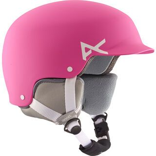 Anon Scout, pink - Snowboardhelm