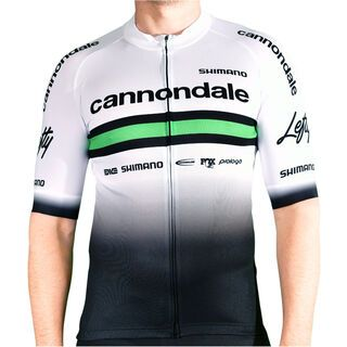 Cannondale CFR Replica Jersey Team 2020, white - Radtrikot