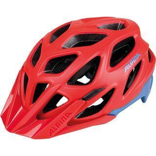 Alpina Mythos 3.0 L.E., red-blue - Fahrradhelm