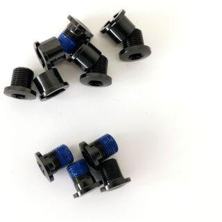 Race Face Bolt/Nut Pack Chainring Alu / Torx (8/4 Pack) black