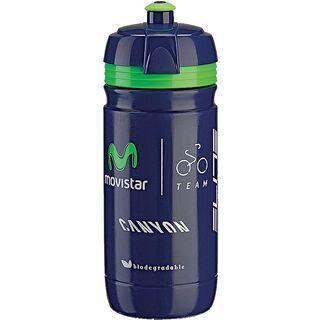 Elite Flasche Supercorsa Team, Movistar - Trinkflasche