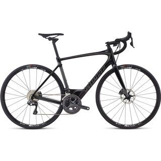 Specialized Roubaix Expert Ultegra Di2 2017, black/charcoal - Rennrad