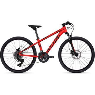 Ghost Kato D4.4 AL 2018, neon red/night - Kinderfahrrad