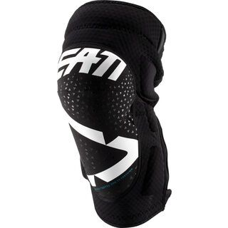Leatt Knee Guard 3DF 5.0 Zip white/black