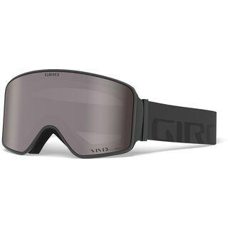 Giro Method inkl. WS, grey wordmark/Lens: vivid onyx - Skibrille