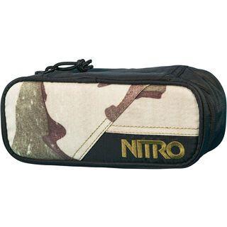 Nitro Pencil Case, desert camo