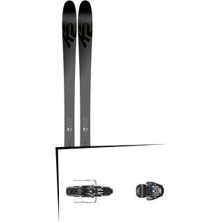 Set: K2 SKI Pinnacle 95Ti 2019 + Atomic Warden MNC 11 black/black