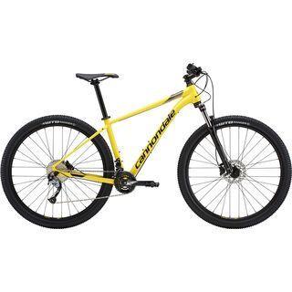 Cannondale Trail 6 - 27.5 2019, hot yellow - Mountainbike