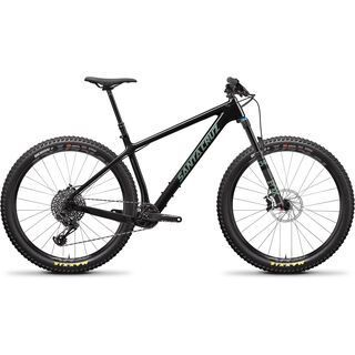 Santa Cruz Chameleon C S 27.5 Plus 2020, carbon/green - Mountainbike